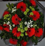Valentijn:-ruiker-rood